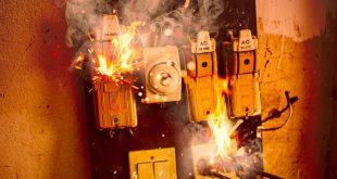 Elektrikten Kaynaklı Yangınları Önlemek, Söndürmekten Kolaydır!